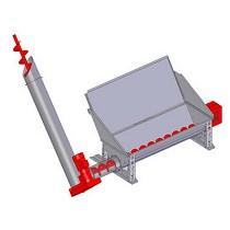 Sistema de llenado vertical de astilla