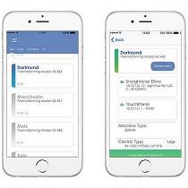 Acceso remoto rápido y seguro mediante un teléfono inteligente o tableta