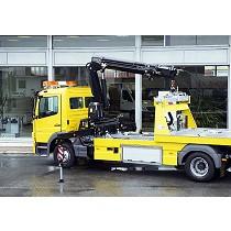 Grúa para rescate vehículos 15,90 t