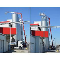 Plataformas elevadoras telescópicas