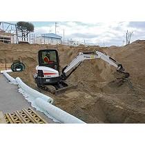 Excavadoras compactas