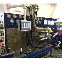 Bancos de pruebas hidráulicas
