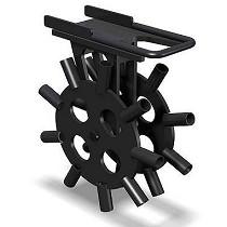 Ruedas compactadoras