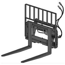 Portaherramientas de movimiento lateral
