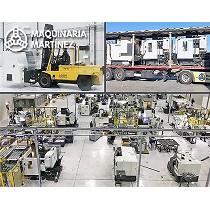 Servicio integral para traslados de maquinaria