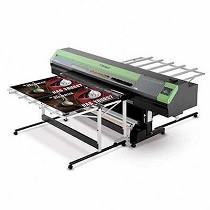 Impresoras híbridas para rígidos y flexibles