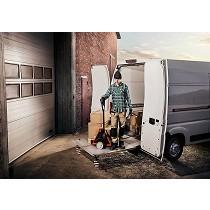 Elevadores flexibles para furgonetas