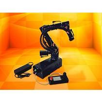 Brazo robótico de diseño compacto