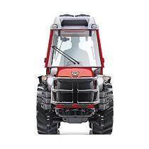 Tractores articulados reversibles