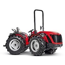 Tractores isodiamétricos articulados