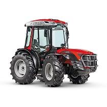 Tractor rígido reversible