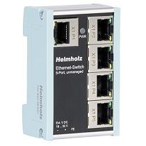 Switch Ethernet de 5 puertos no gestionado
