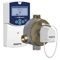 Válvulas mezcladoras de desinfección térmica