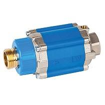 Válvulas de equilibrado para sistemas de calefacción por suelo radiante