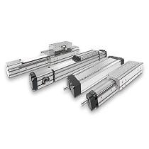 Actuadores lineales de perfil cuadrado