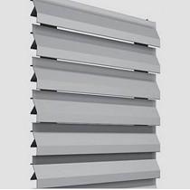 Celosías fijas de aluminio