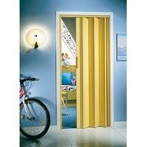 Puertas plegables PVC lacadas lisas