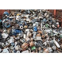 Planta de reciclaje de motores eléctricos