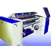 Máquina para fabricación de bolsas