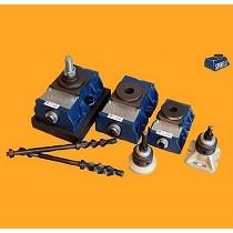 Niveladores y accesorios de anclaje