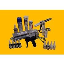 Adhesivos, fijadores, retenedores y selladores