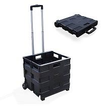 Carretillas con caja plegable