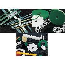 Perfiles polietileno y plásticos técnicos