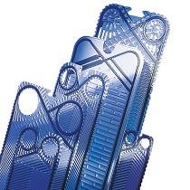 Juntas para intercambiadores de calor a placas