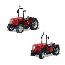 Tractores plataforma especialista de cultivo en hileras