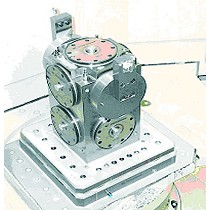 Sistema modular de sujeción y centraje