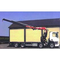 Crane of high provision
