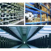 Estanterías industriales para metal