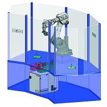 Sistema robotizado de taladrado