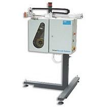 Sistema impresor-aplicador de etiquetas autoadhesivas a tiempo real