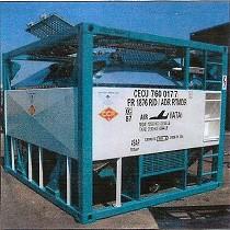 Contenedor offshore de 7600 litros