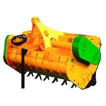 Trituradora hidráulica