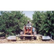 Barras herbicidas hidráulicas