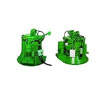 Centrifugadoras con apertura manual o neumática