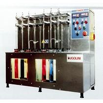 Máquina de tintura por aire