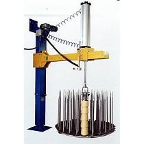 Prensa para bobinas