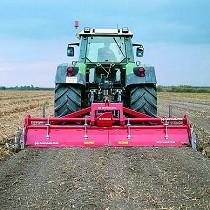 Cultivador y preparador de suelo