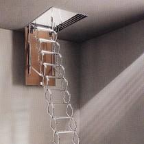 Escalera de tijera