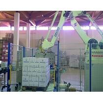 Robot paletizador