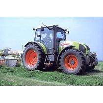 Tractor versátil y potente