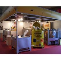 Alquiler de contenedores para especialidades químicas