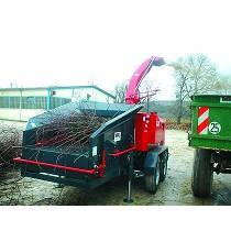 Trituradora compostadora