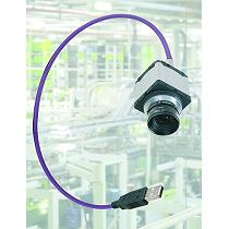 Cable USB especial para cadenas portacables