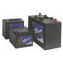 Baterías de plomo herméticas