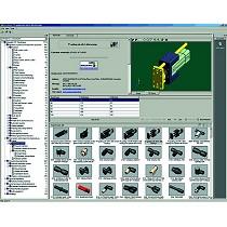 Biblioteca de piezas para CAD