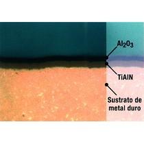 Recubrimientos de óxido de aluminio con el procedimiento PVD